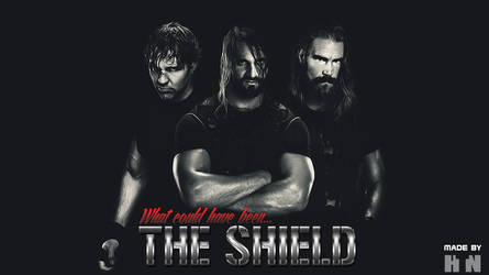 What could've been The Shield by HTN4ever