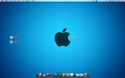 November desktop by Honya