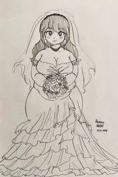 Requests (Wedding Dress) by Pocharimochi