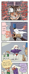 Cave Story 4koma 5 by hydrowing
