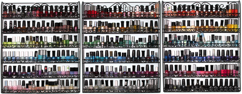Nail Polish Collection by kwsapphire