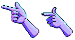 F2u Pixel Finger Guns Vers 2 by AlaskanCat