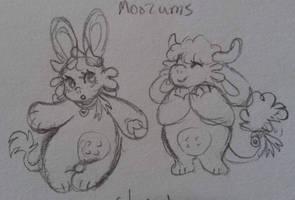 Moozums - Closed Species by AlaskanCat