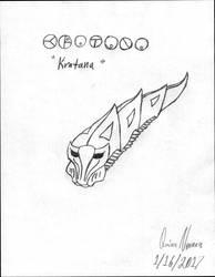 Kratana drawing by Quinnuva