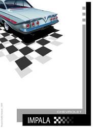 1961 Chevy Impala by Un-divine