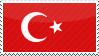 Turkish Stamp by Egek