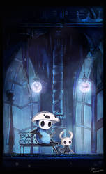 hollow knight by Flappy27