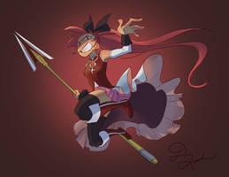 Kyoko by dianequach