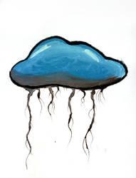 Watercolor by dudeofthedead