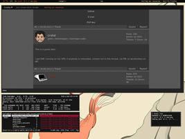 OpenBSD 'Koi by UnixMafia