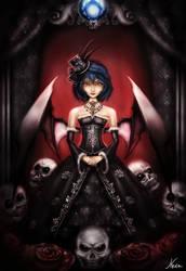 Lady Remilia by NearEsven