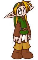 Chibi means big ears by Hail-NekoYasha