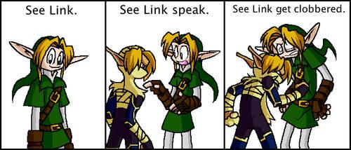 Run Link, Run by Hail-NekoYasha
