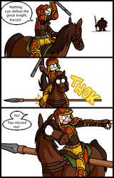 Great Knight Kieran by Hail-NekoYasha