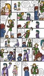 Super Christmas Adventure by Hail-NekoYasha