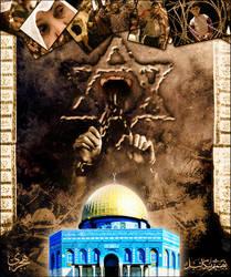 Palestine by mekaeel