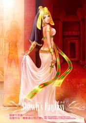 Egyptian Queen by shawli2007