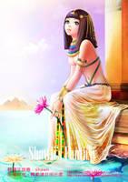 Egyptian Princess by shawli2007
