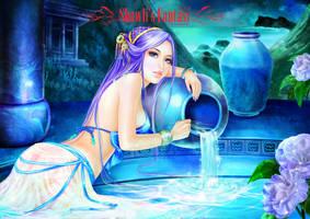 Aquarius Calendar by shawli2007