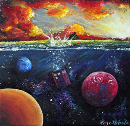 The Long Drop by Rose--Nebula