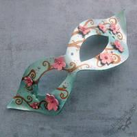 Sakura mask by Beadmask