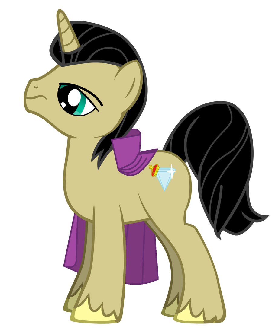 Lord Pie (My Pony OC) by TheLordofPies