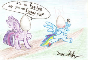 Egghead by TheLordofPies