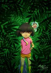 Dora by tenkkay