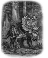 Utahceratops by ABelov2014