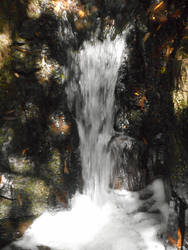 Top of O'Grady Falls, Close Up by GreenEggsAndHam1998