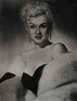 Marilyn Monroe by ladysofhousen
