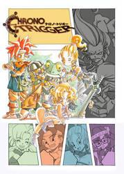 Chrono Trigger by Pe-u