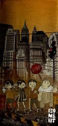 Lost boys by Pe-u