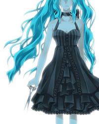 Blue Like The Sea by Alice-In-Wonderland4