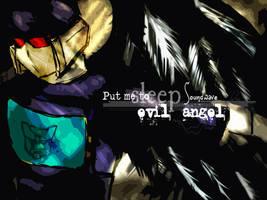 Soundwave angel by Idigoddpairings