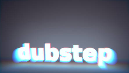 simple dubstep wallpaper by dopewalkaa