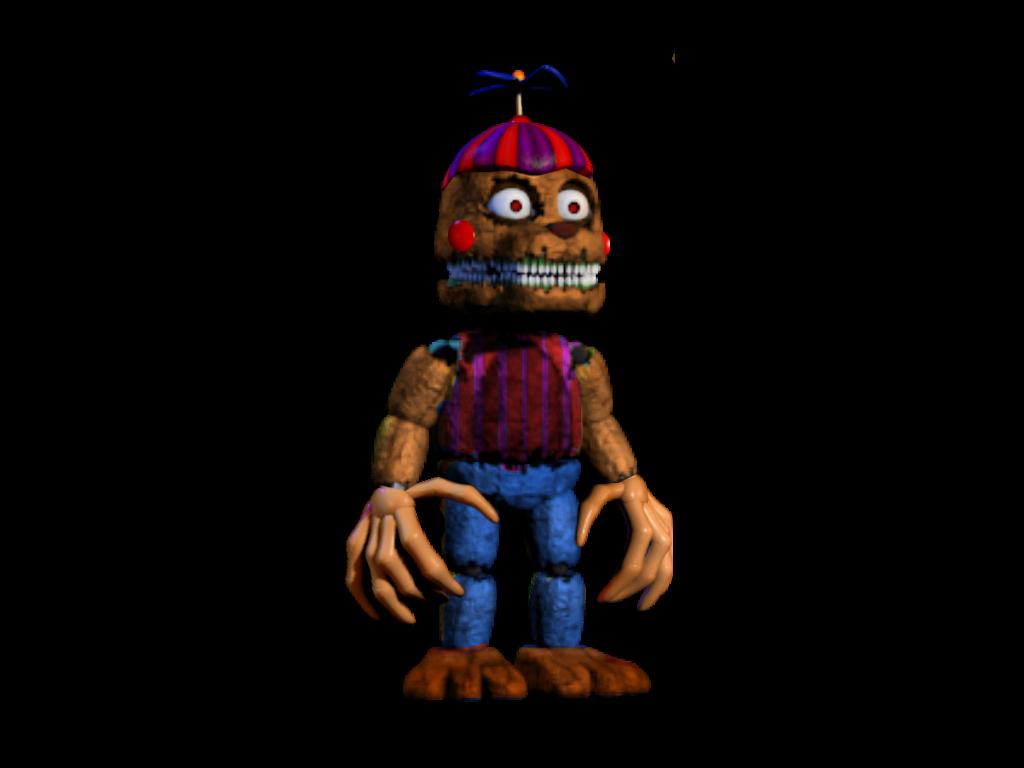 Nightmare Plushtrap Wwwtollebildcom