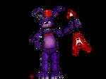 Freddy - Bonnie Fusion by JadeBladeGamer22