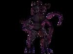 Monster RACAT (Commision) by JadeBladeGamer22
