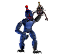 Monster Nard-Nard (Commision) by JadeBladeGamer22