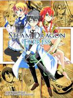 Steam dragon Express by Jowa