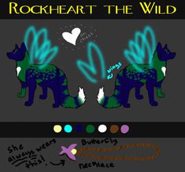 Rockheart the Wild 2012-2013 Ref by R-o-c-k-h-e-a-r-t
