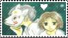 Hotarubi no Mori e stamp by GlitchPirate