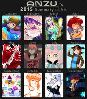 2015 summary by GlitchPirate