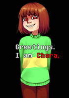 Greetings. by GlitchPirate