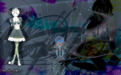 Rei-Surreal Ilucion by katpurple