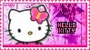 Hello Kitty Stamp by Sky-Yoshi