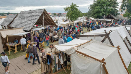 XXI Festival Wolin 2015, Gallery 30 photo 01 by Wikingowie