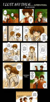 Supernatural+I lost my shoe by xanseviera