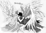 Trigun+never ending song by xanseviera